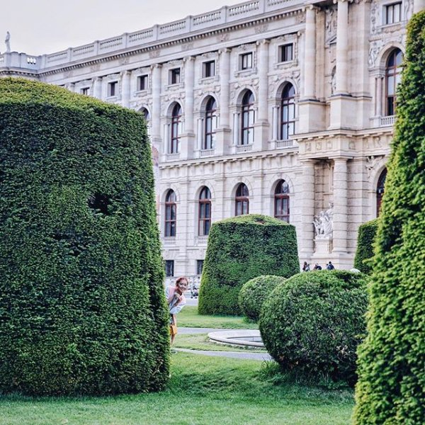 Natural History Museum, green, estate, garden, structure,