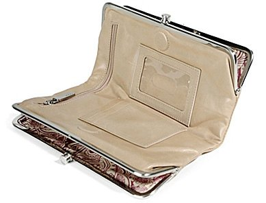 hobo lauren double frame clutch - Double Frame Clutch Wallet