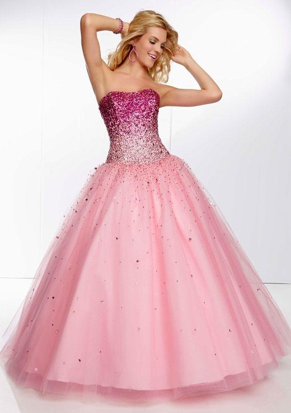 25 vestidos de bola rosa para su próxima Gala... → Community