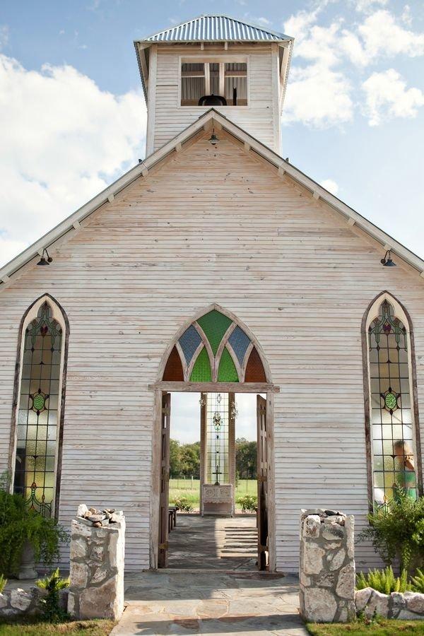 Open Air Chapel Gruene