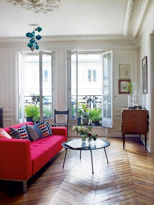 9 Ways to Incorporate Parisian Flair in Your Home Decor ... …