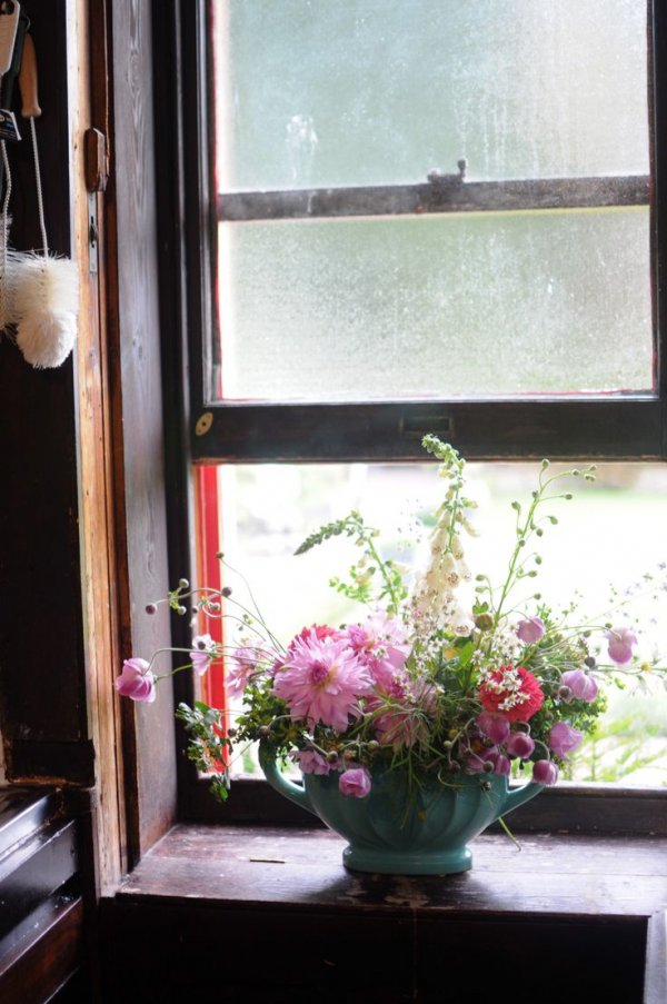 English Country Flowers