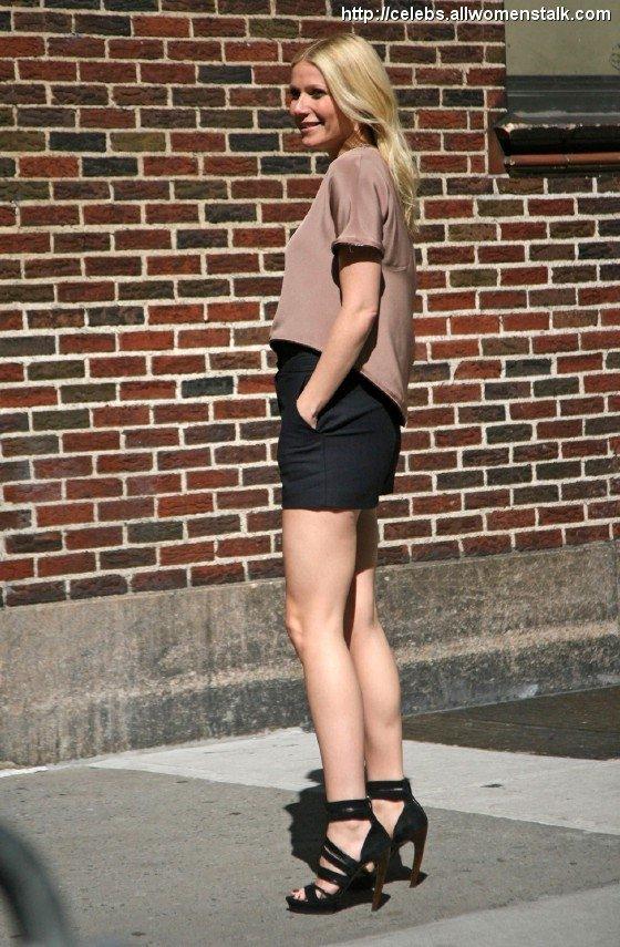 Gwyneth Paltrow's hot new look