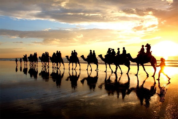 Get the Hump in Broome