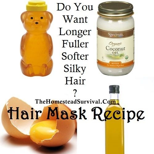 12 Mask For Fuller Softer Silky Hair Get Luscious