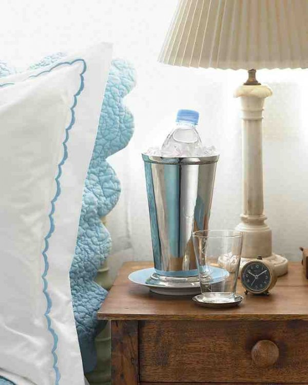 Keep Water by Your Nightstand
