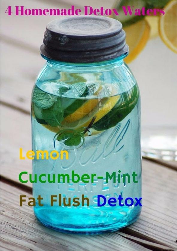 Lemon Cucumber Mint