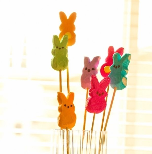 Peeps Kabobs - 7 DIY Easter Projects That Are Fun and ...