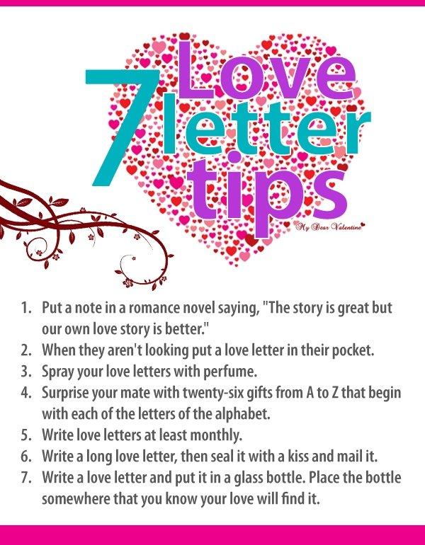 Write A Love Letter