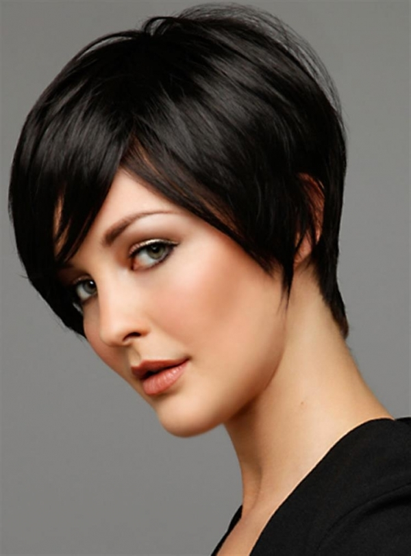 5 Go Short 23 Hairstyles For Your Diamond Shape Face