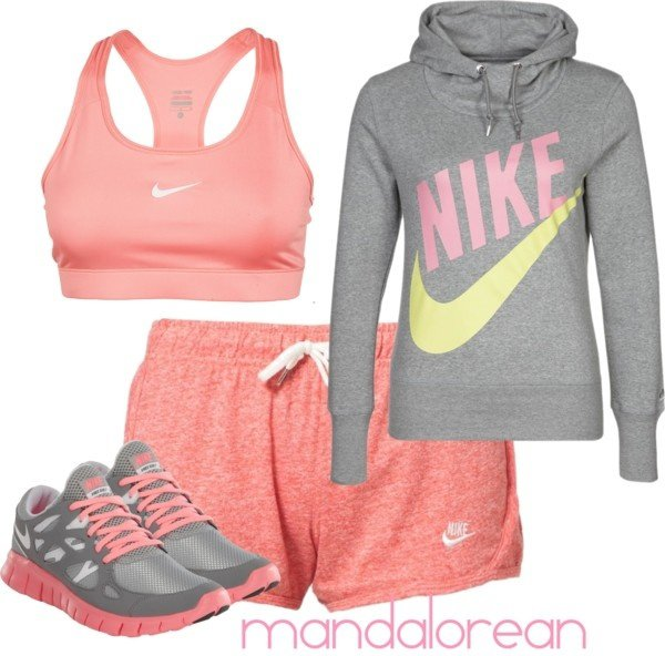 Gym Day Two - These Spring Outfits Are PERFECT For School ... U2026
