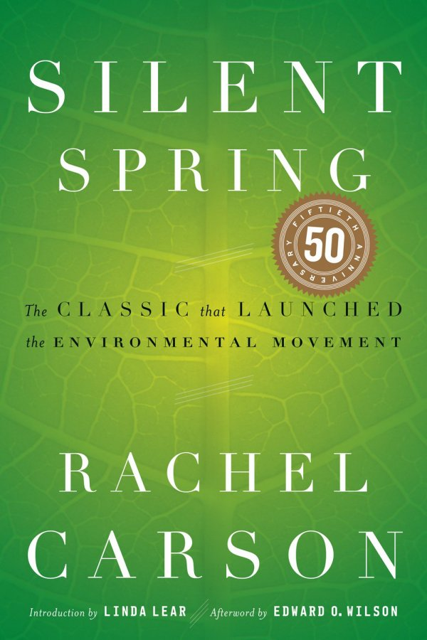 a research on rachel louise carson and her book silent spring Rachel carson, in full rachel louise bob hines and rachel carson conducting research in science writer rachel carson in her book silent spring.