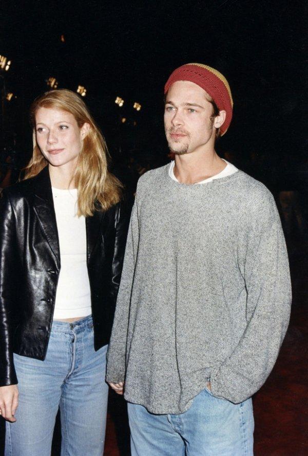 Gwyneth Paltrow Brad Pitt Naked 54