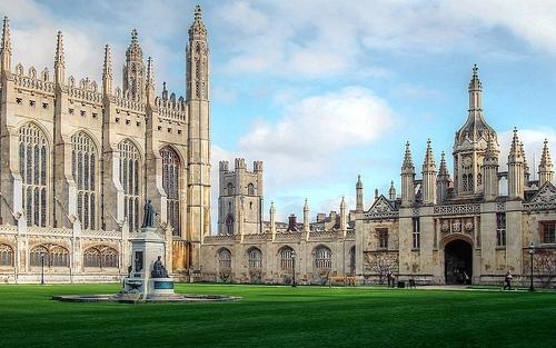 King's College, Cambridge University, England