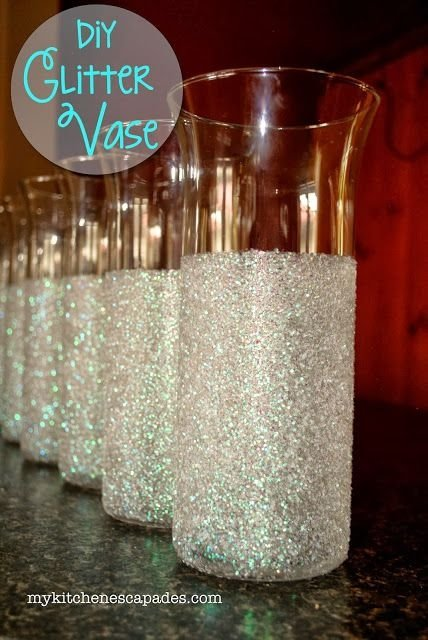 lighting,candle,glitter,glass,DiY,