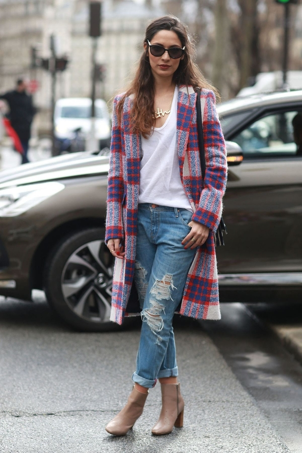 Dress up Jeans with a Fabulous Jacket