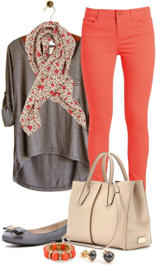 These Spring Outfits Are Perfect For School