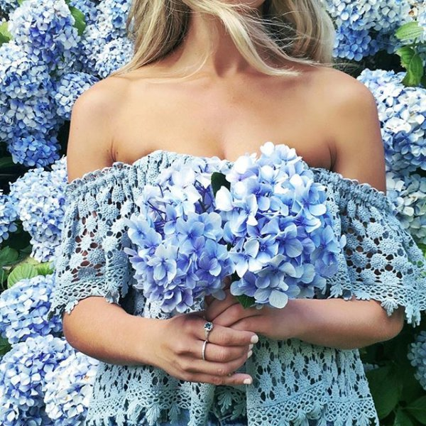 clothing, color, blue, dress, woman,