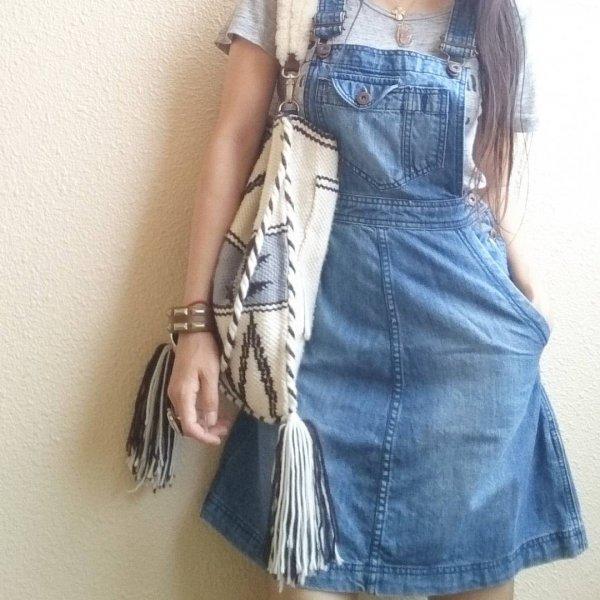 Her Vintage Dress