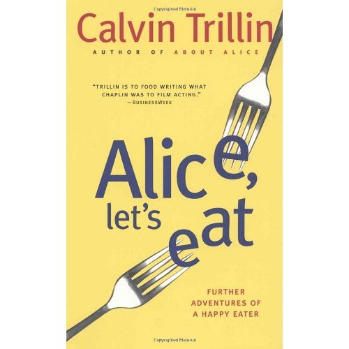 calvin trillin food essays