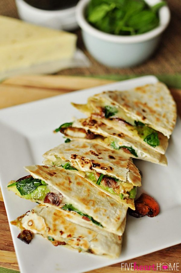 So Many Quesadilla Fillings (51) You'll Never Get Bored of ...