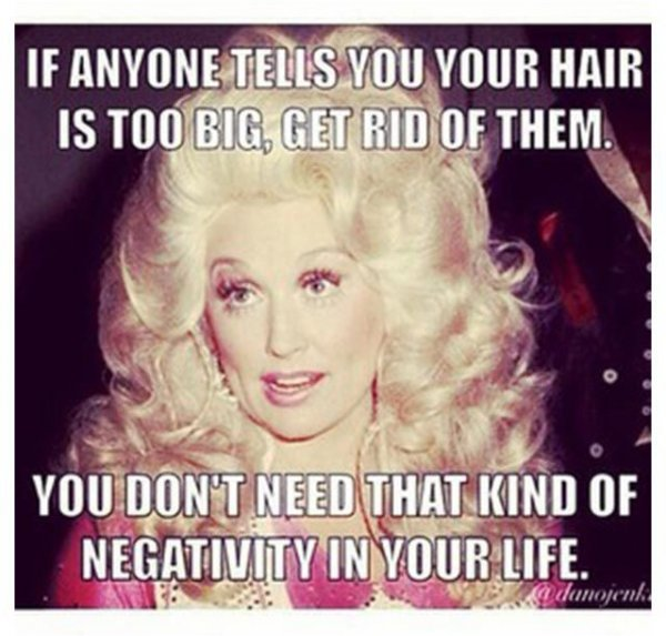 Dolly Knows Best