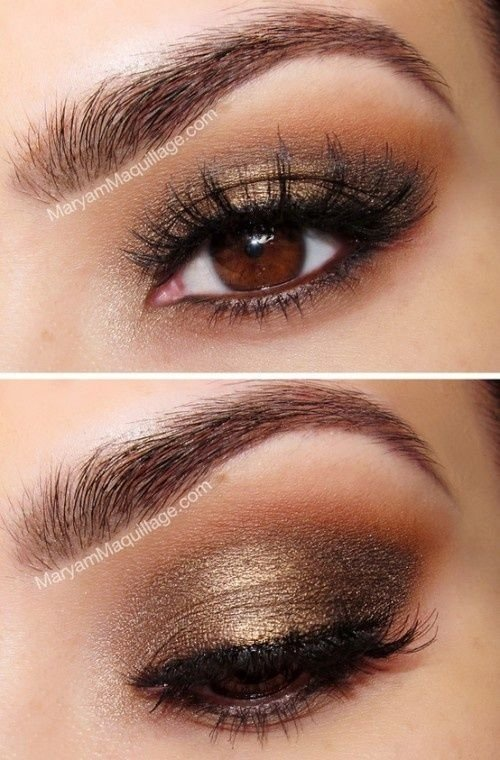 37 Ingenious Eye Shadow Looks For A Night Out Makeup