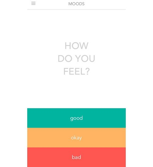 Moods: Tracking for Better Health