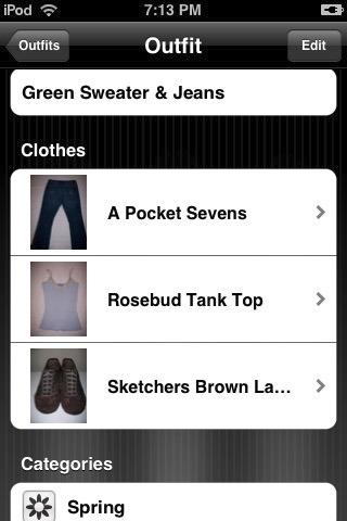 Pocket Closet