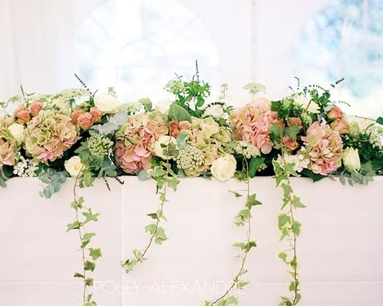 Arrange the Flowers in a Line Instead of up and down
