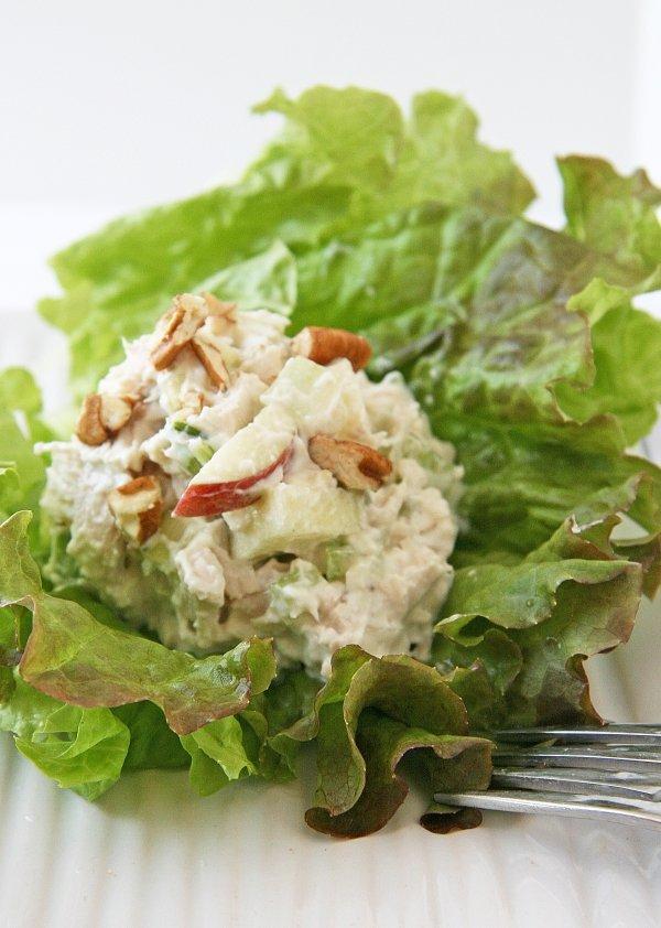 Use Avocado or Greek Yogurt Instead of Mayo for Chicken/Tuna/Egg Salad