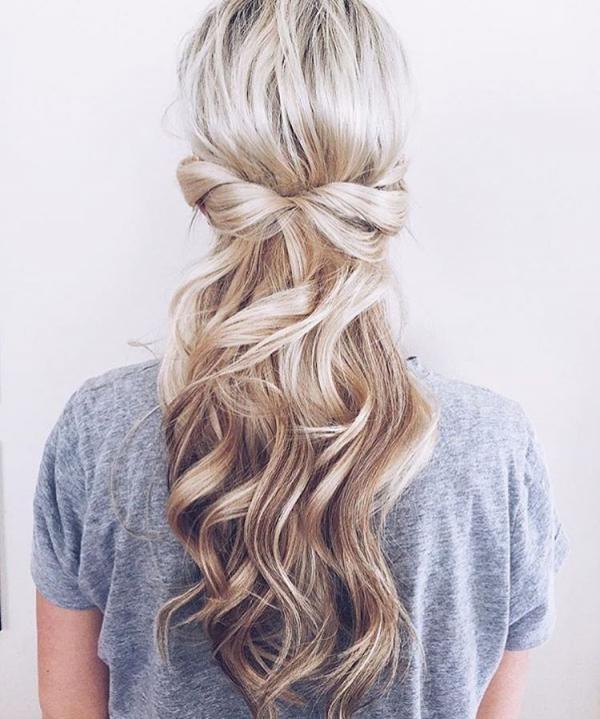 hair,hairstyle,blond,long hair,hair coloring,