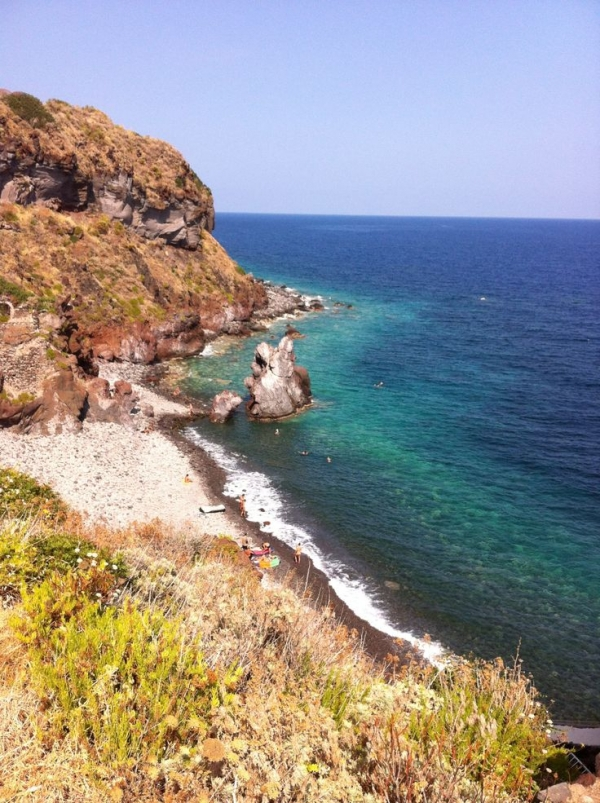 Isola Di Salina, Aeolian Islands, Sicily
