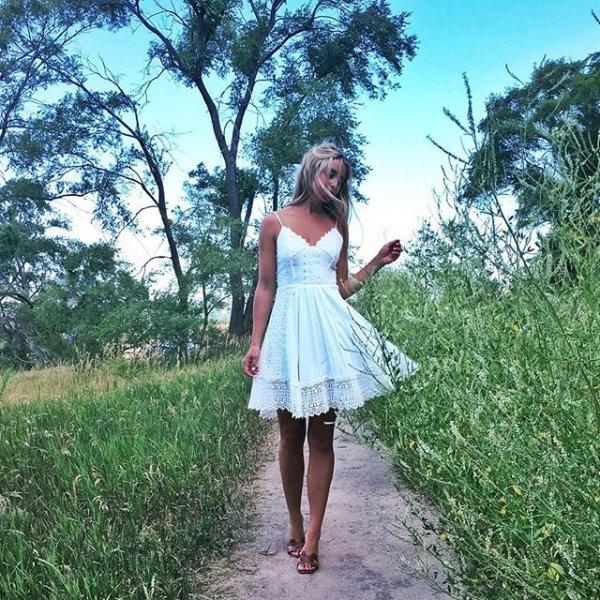 clothing, white, dress, beauty, portrait photography,