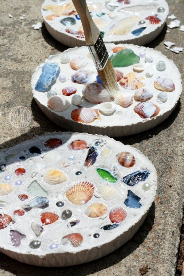 37 Shell Crafts To Do When Summer S Over Diy