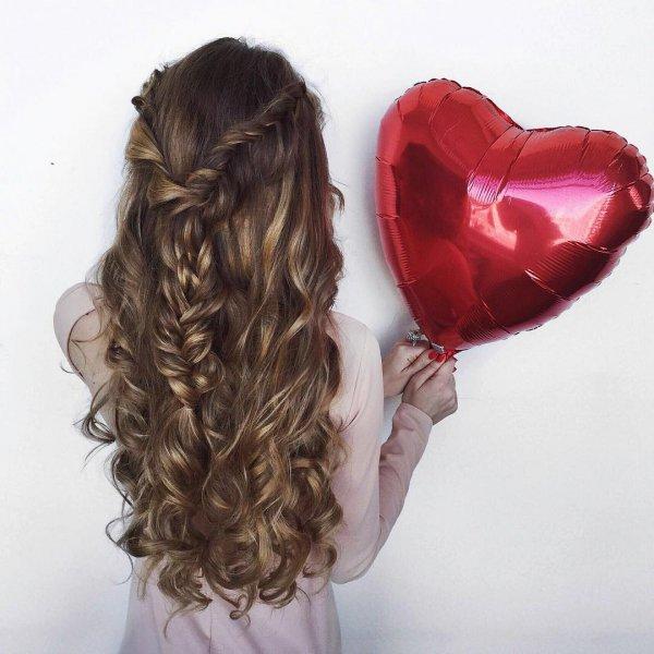 hair, hairstyle, long hair, brown hair, fashion accessory,