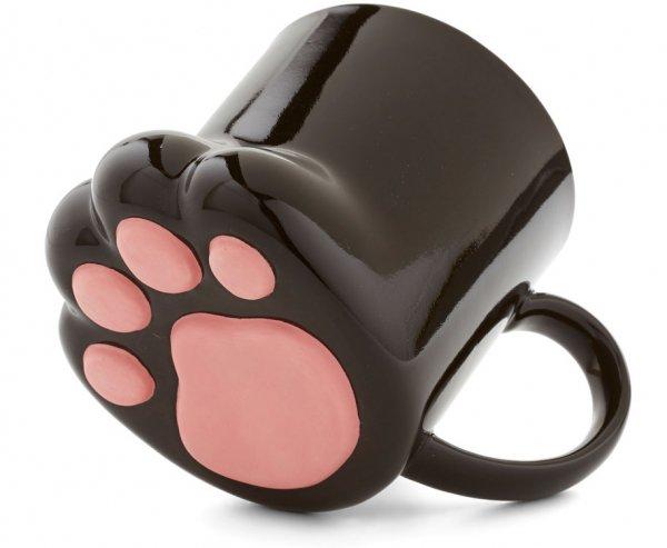 ModCloth Cats Pawsitively Bemused Mug