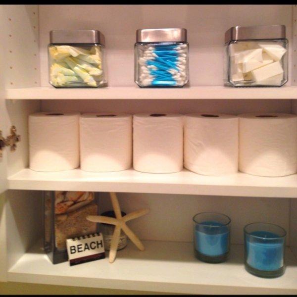 Short Shelves