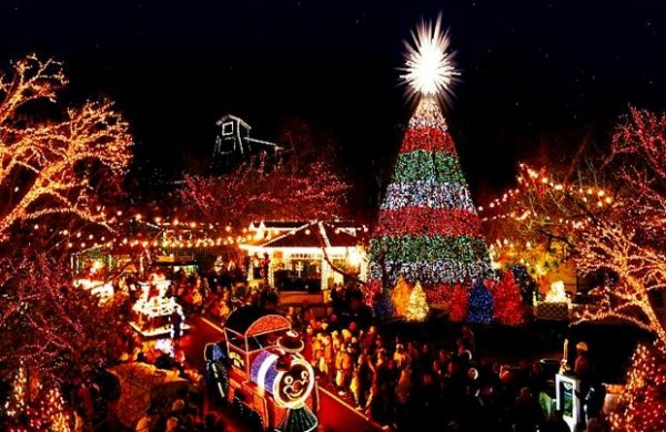 Mcadenville North Carolina 9 Most Christmassy Towns In