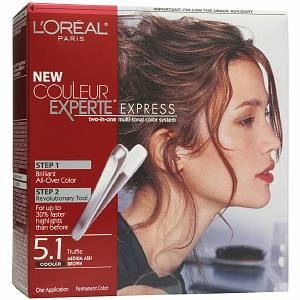 7 stunning at home highlight products hair loreal color experte express easy 2 in 1 color highlights pmusecretfo Images