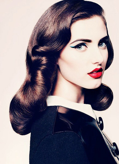Brilliant 25 Finger Wave 25 Super Easy Hairstyles Only Girls With Long Hair Hairstyles For Women Draintrainus