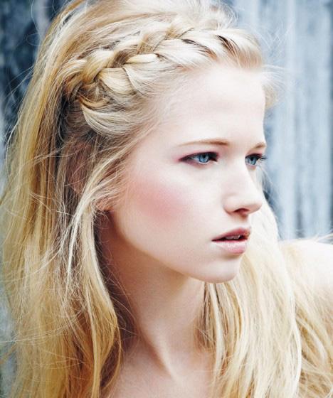 Fine 6 Boho Braid 25 Super Easy Hairstyles Only Girls With Long Hair Short Hairstyles Gunalazisus