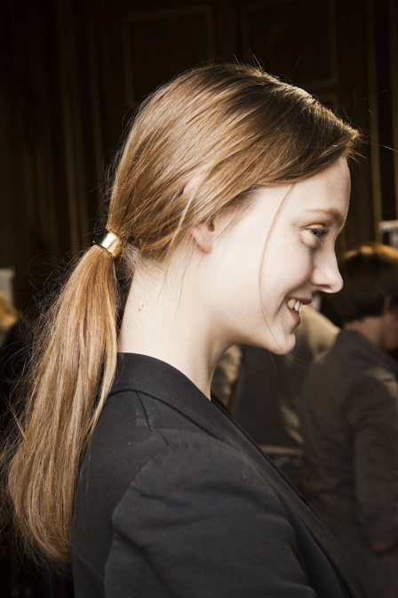 Cuffed 7 New Ponytail Styles To Try This Season Hair
