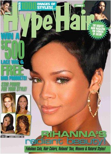 Hype Hair - 7 Fabulous Hair Magazines You\'ve Got to Flip through…