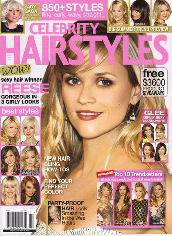 Celebrity Hairstyles Magazine - 7 Fabulous Hair Magazines You\'ve…