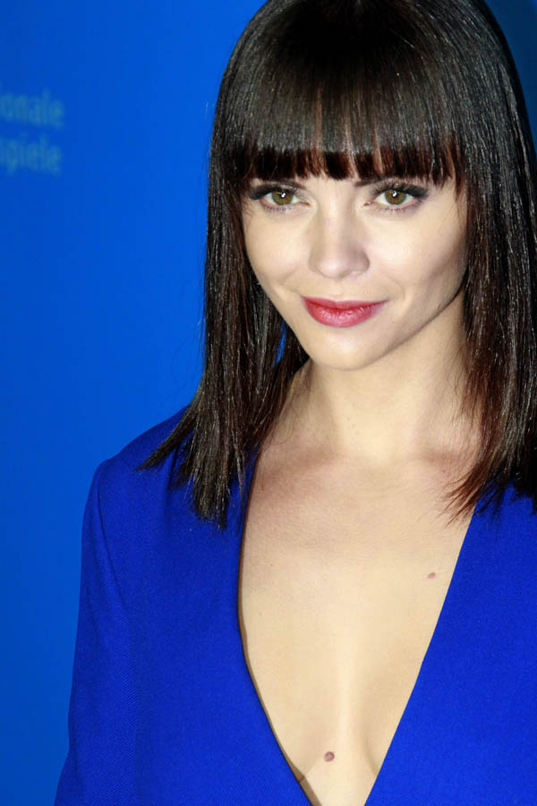 coil hairstyles : Christina Ricci?s Cleopatra Style - 20 Best Celebrity Hairstyles