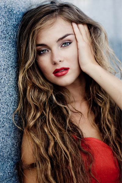 Long, Loose Layers - 7 Amazing Styles for Curly Hair ...