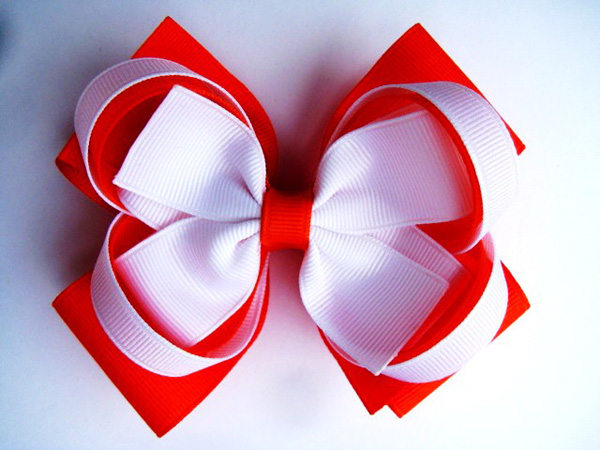 Stacked Hair Bow - 9 Helpful Tips on How to Make Hair Bows ... …