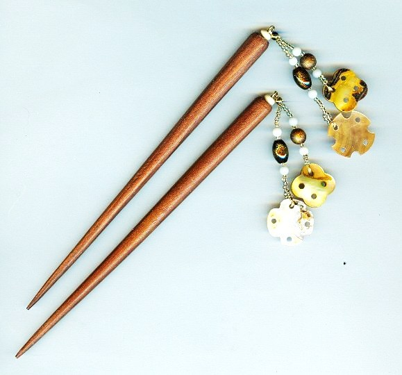 Ornate Hair Sticks - 20 Things to Include in Your Hair ...