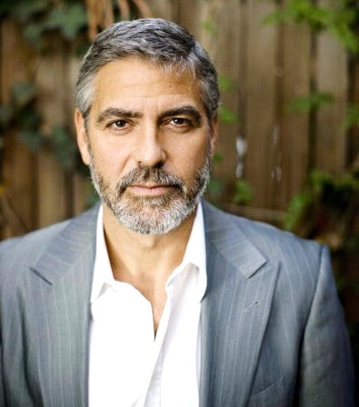 Youthful and Short as Seen on George Clooney